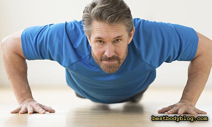 Выполняя упражнения со свои весом, уровень сложности нужно подбирать индивидуально