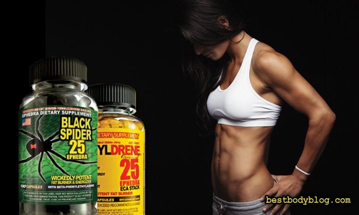 Жиросжигатели с эфедрином | Лучшее средство для похудения