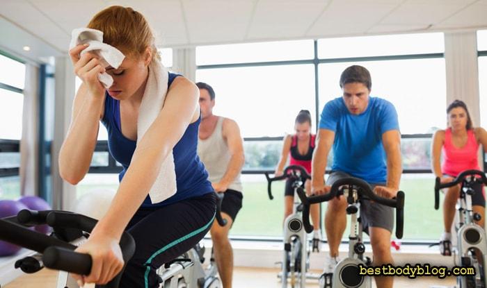 Выскообъемная кардио-нагрузка сжигает мышечную массу и замедляет процесс похудения