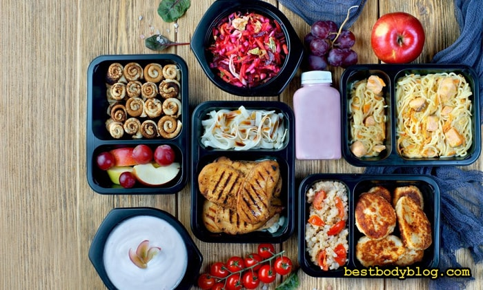 Дробное питание небольшими порциями - идеальная схема здорового питания