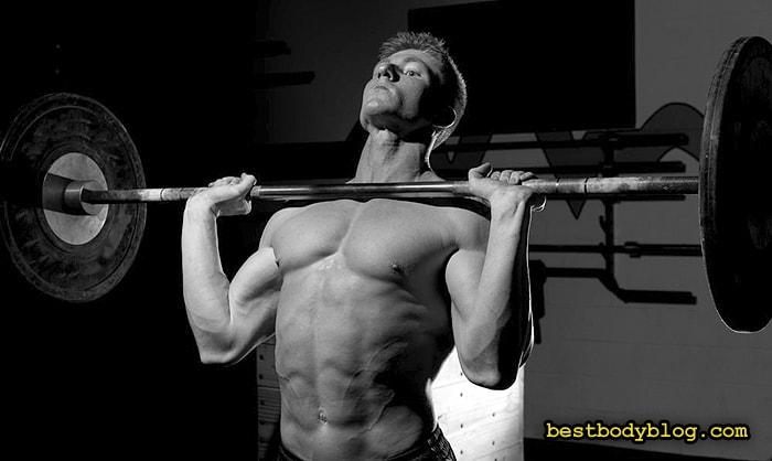 Забытые упражнения на массу | Жим Бредфорда
