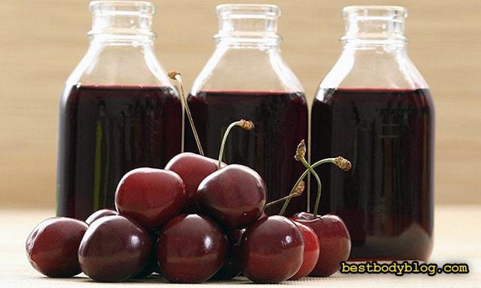 Свежевыжатый вишневый сок | Чемпион по содержанию мелатонина
