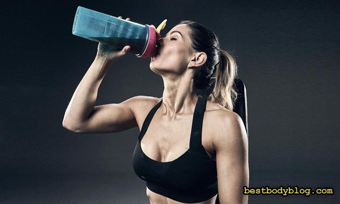 Набор массы для девушек   Спортивное питание помогает сэкономить время
