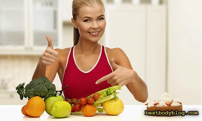 Набор массы для девушек   Все начинается с подсчета калорий