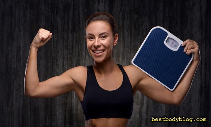 Набор массы для девушек | Рост мышц сопровождается увеличением жировых отложений