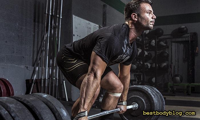 Становая тяга | Одно из двух лучших упражнений для тестостерона