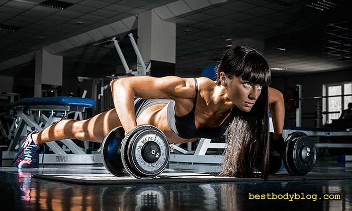 Круговая тренировка в тренажером зале | Отличная тренировочная программа для похудения