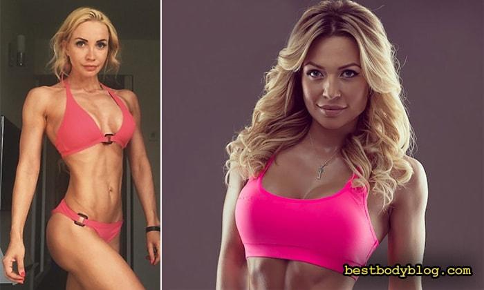 Екатерина Усманова, до и после