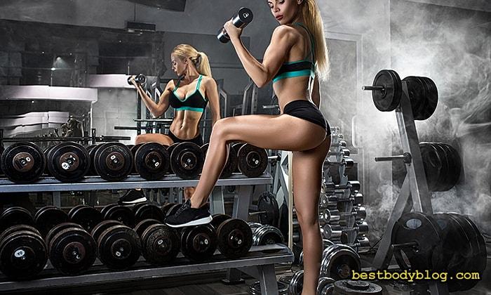 Круговая тренировка для женщин | Более разнообразный арсенал упражнений