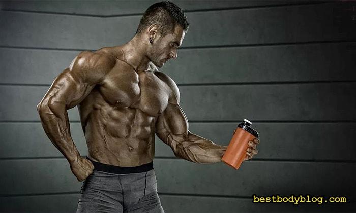 Белок для роста мышц