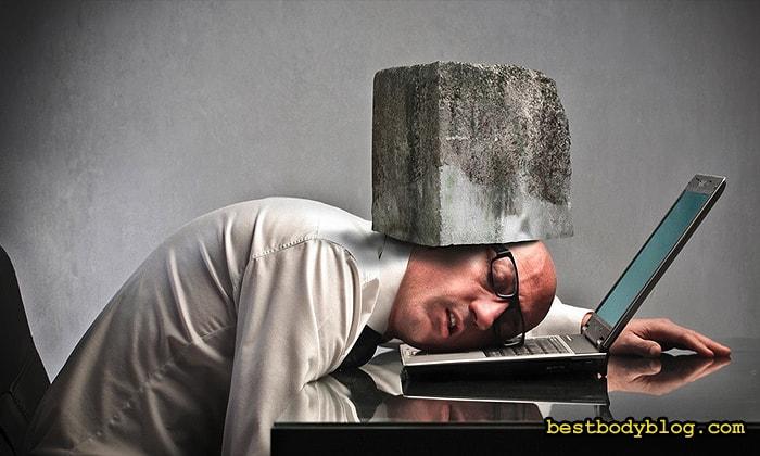 Бег по утрам на пустой желудок | Основная причина хронической усталости во время похудения