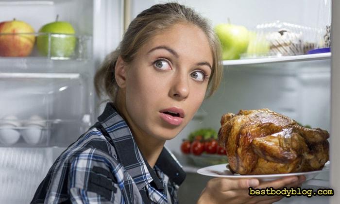 Питаться правильно - не значит есть много белка