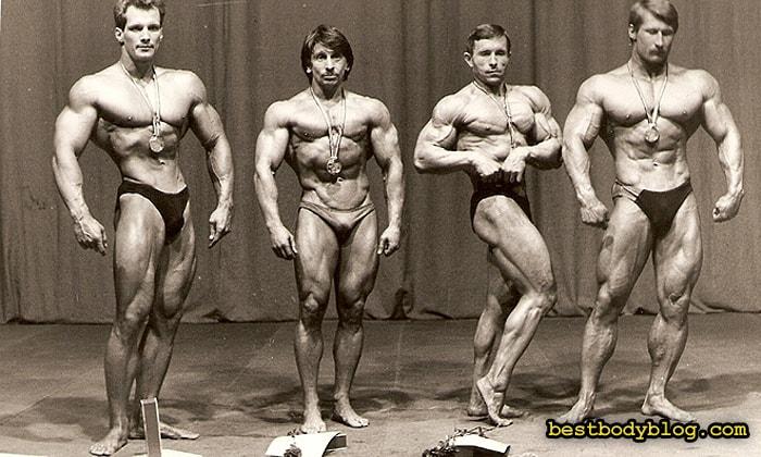 Бодибилдеры в СССР не использовали гормон роста, отдавая предпочтение стероидам