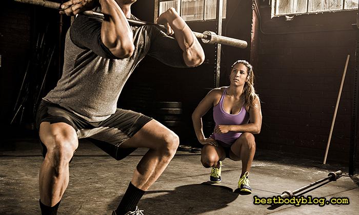 Чтобы худеть нужно тренироваться, а чтобы тренироваться нужна энергия