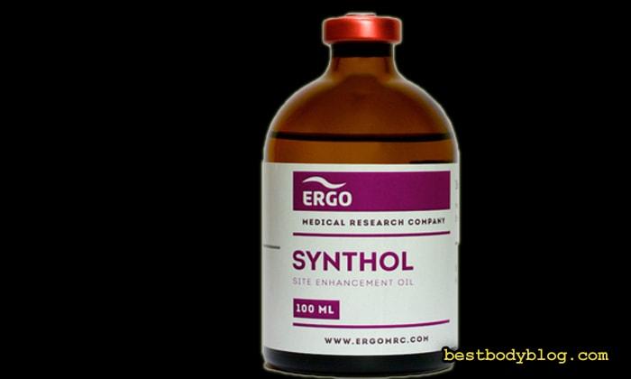Производители синтола называют его маслом для натирания