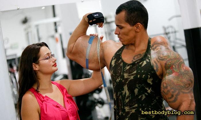 Ромарио Алвес | Синтольщик из Бразилии