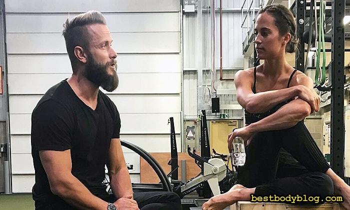 Магнус Лигбек | Фитнес-инструктор Алисии Викандер