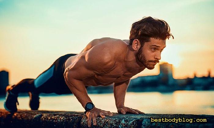 Статическая нагрузка |Отличный способ нагрузить мышцы дома