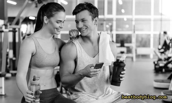 Что пить на тренировке, чтобы похудеть