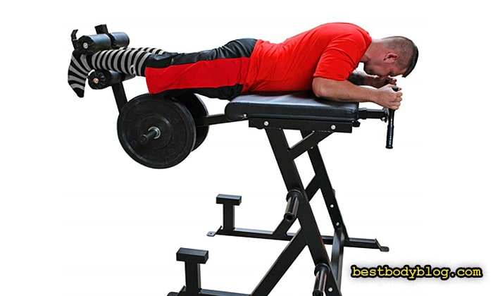 Обратная гиперэкстензия – профи-версия упражнения для мышц поясницы