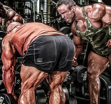 Базовые упражнения на бицепс бедра