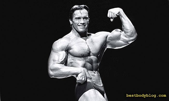Арнольд выиграл Олимпию после 5 лет перерыва в тренировках