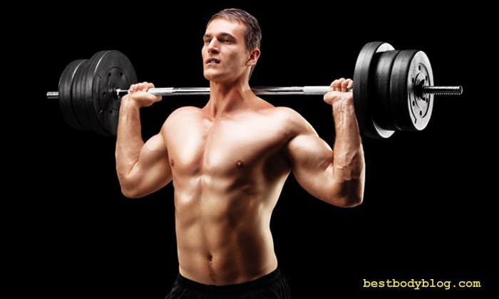 Жим штанги из-за головы - самое опасное упражнение для ротаторов плеча