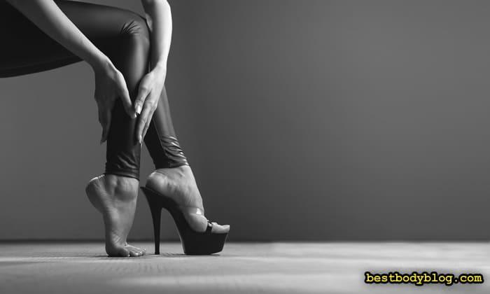 Симптомы варикозного расширения вен, часто путают с усталостью ног