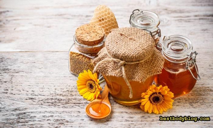Мёд - один из лучших источников фруктозы