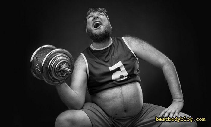 Чтобы поднять тестостерон, сначала нужно похудеть