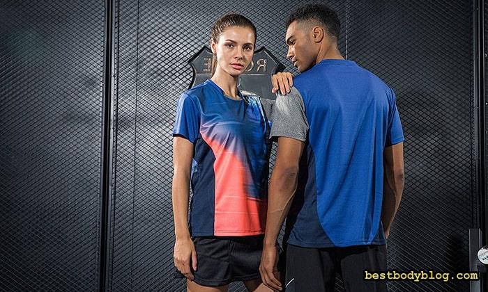 Одежда для тренировок в жару должна быть синтетической