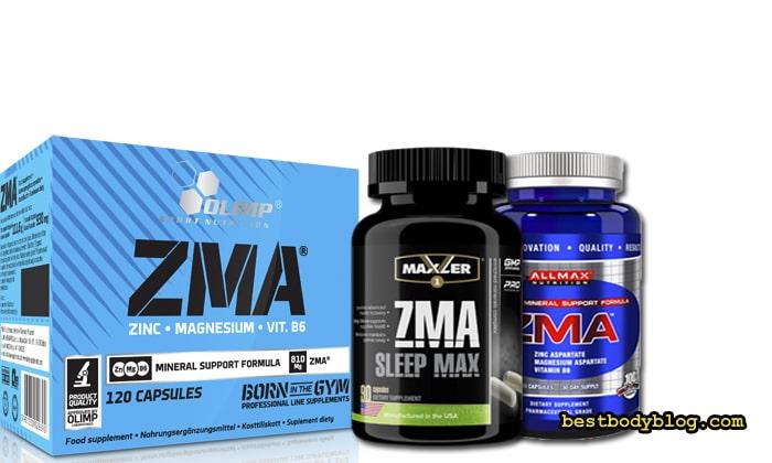 Добавка с магнием ZMA идеально подходит для спортсменов