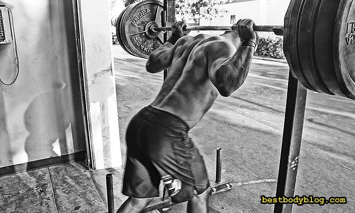 Силовая утренняя тренировка
