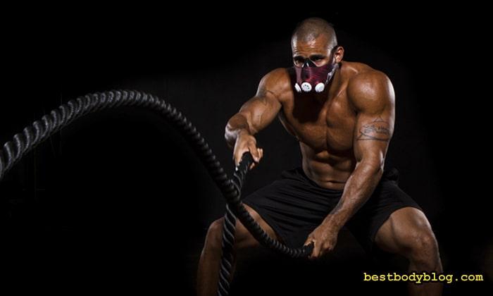 Тренировочные маски только замедляют процесс похудения