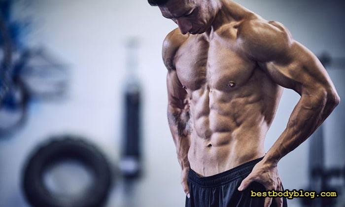 Упражнения с гимнастическим колесом нагружают все мышцы кора