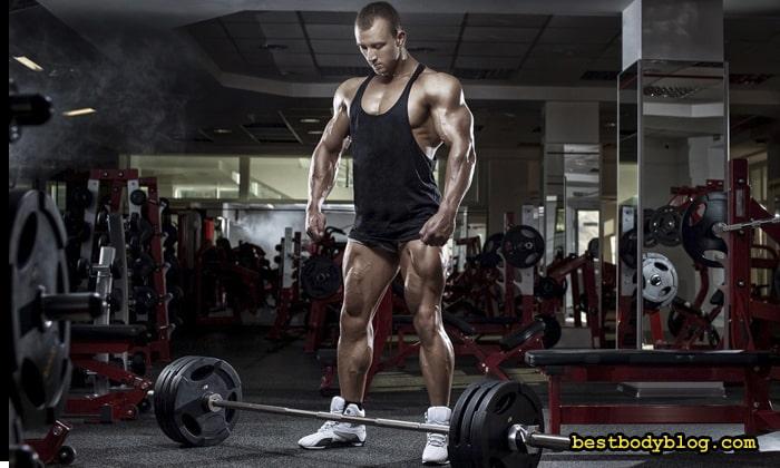 Тренировки на силу не направленны на набор массы, у них другая цель