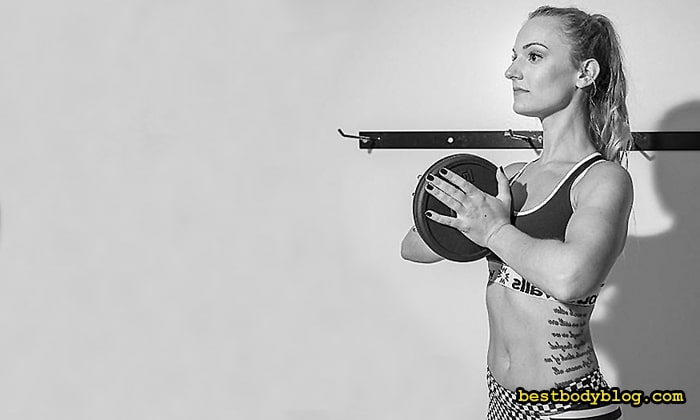 Жим Свенда для женщин - это идеальное упражнение для груди
