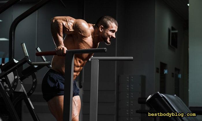 Тренировки на массу направленны на увеличение объёма крупных групп мышц