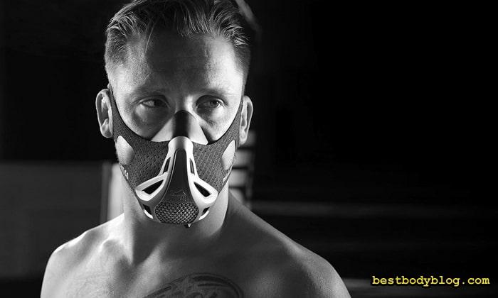 Маска Phantom Trainig Mask стоит 100 евро