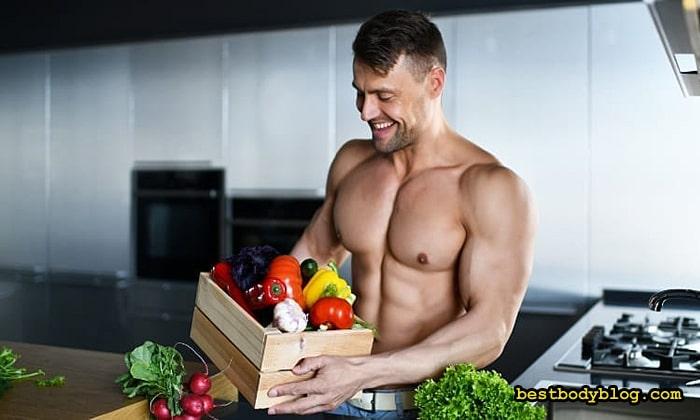 Меню питания для набора массы должно включать овощи