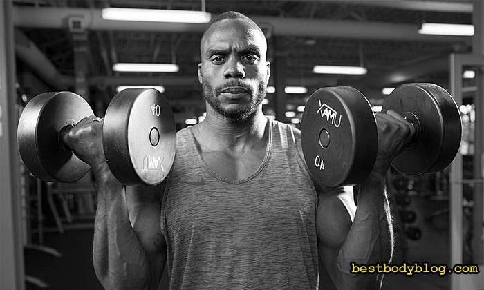 Упражнения на плечи для мужчин