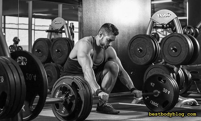 Базовые упражнения для набора массы