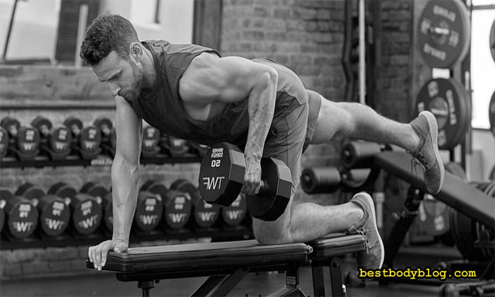 Как накачать мышцы спины мужчине