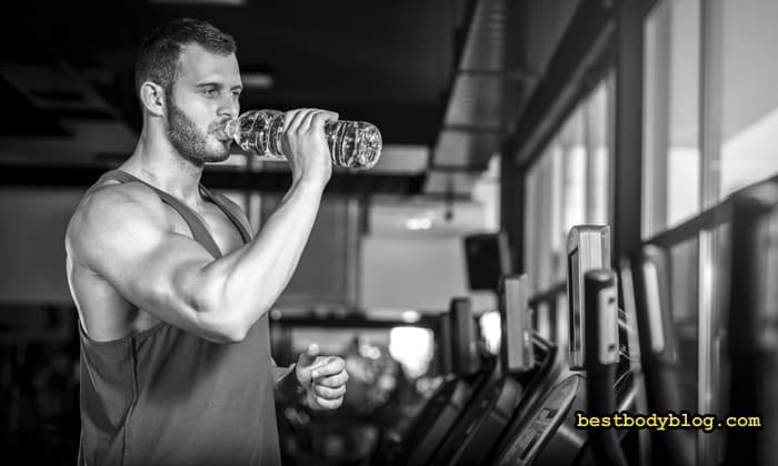 Зачем пить при похудении