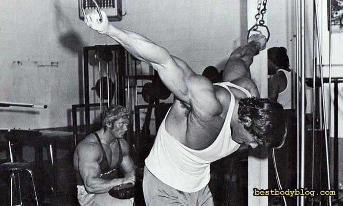 Тренировка Арнольда