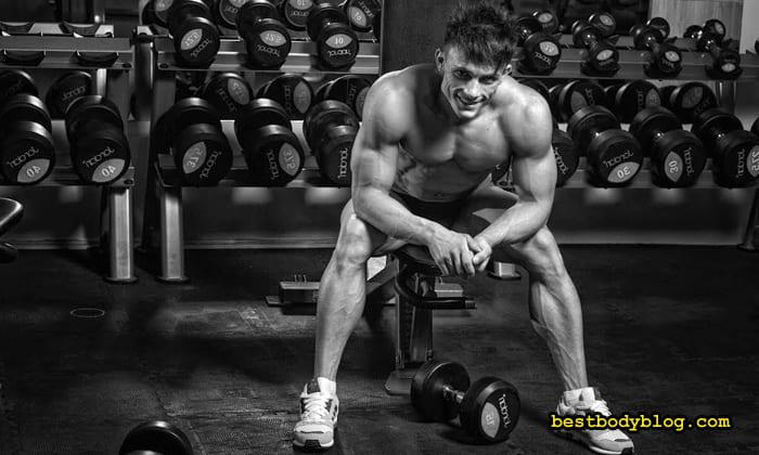 Комплекс упражнений на массу для мужчин