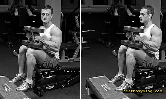 Тренировка камбаловидной мышцы