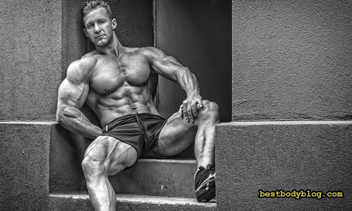 Комплекс упражнений на ноги для мужчин