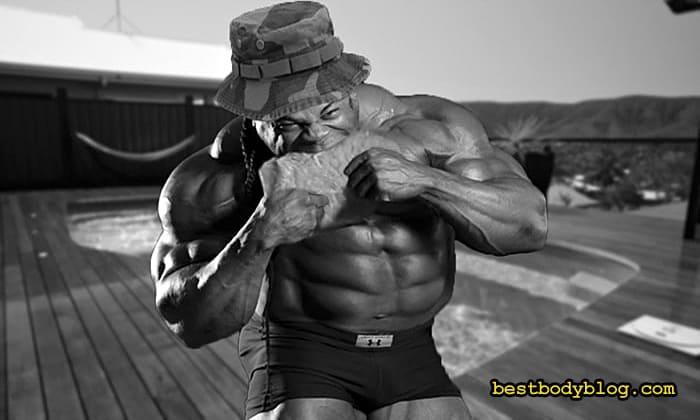 Білок для росту м'язів