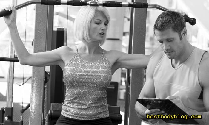 Тренування із тренером